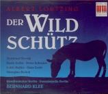LORTZING - Klee - Der Wildschütz