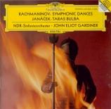 RACHMANINOV - Gardiner - Danses symphoniques pour orchestre op.45