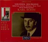 EINEM - Böhm - Der Prozess (Le procès)
