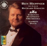Ben Heppner sings Richard Strauss