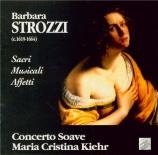 STROZZI - Kiehr - Sacri Musicali Affetti : extraits