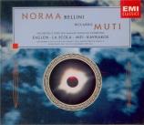 BELLINI - Muti - Norma