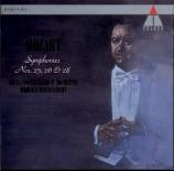 MOZART - Harnoncourt - Symphonie n°25 en sol mineur K.183 (K6.173dB)