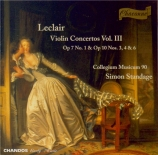 Violin Concertos Vol.3