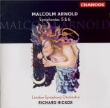 ARNOLD - Hickox - Symphonie n°5 op.74
