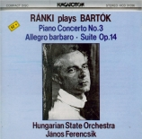 BARTOK - Ranki - Allegro barbaro, pour piano Sz.49 BB.63