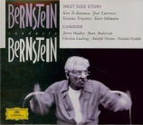 BERNSTEIN - Bernstein - West Side story