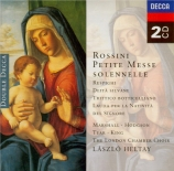 ROSSINI - Heltay - Petite messe solennelle