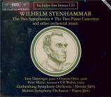 STENHAMMAR - Järvi - Symphonie n°1 en fa majeur