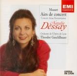 MOZART - Dessay - Ah se in ciel, benigne stelle, air pour soprano et orc
