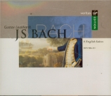 BACH - Leonhardt - Suite anglaise n°1, pour clavier en la majeur BWV.806