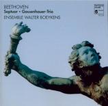 BEETHOVEN - Walter Boeykens - Septuor op.20