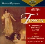 PUCCINI - Molinari-Pradel - Tosca (Live Milano, 17 - 05 - 1974) Live Milano, 17 - 05 - 1974