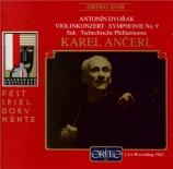 DVORAK - Ancerl - Concerto pour violon op.53