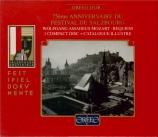 MOZART - Messner - Requiem pour solistes, chœur et orchestre en ré mineu 75e anniversaire du Festival de Salzbourg