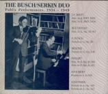 The Busch-Serkin Duo
