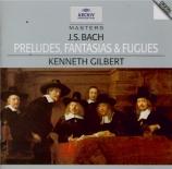 Preludes, Fantasias & Fugues