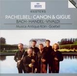 PACHELBEL - Goebel - Canon et gigue