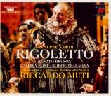 VERDI - Muti - Rigoletto, opéra en trois actes