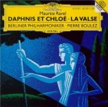 RAVEL - Boulez - Daphnis et Chloé, ballet pour orchestre et chœur mixte