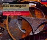WAGNER - Dohnanyi - Das Rheingold (L'or du Rhin) WWV.86a