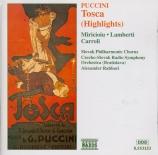 Tosca (Extraits)