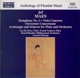 MAES - Oskamp - Symphonie n°2