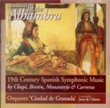 In the Alhambra (musique symphonique romantique espagole)