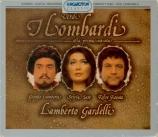 VERDI - Gardelli - I Lombardi alla prima crociata (Les Lombards à la pre