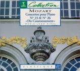 MOZART - Pires - Concerto pour piano et orchestre n°26 en ré majeur K.53