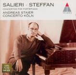SALIERI - Staier - Concerto pour piano en si bémol majeur