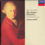 MOZART - Schiff - Sonate pour piano n°11 en la majeur K.331 (K6.300i) 'A