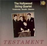 TCHAIKOVSKY - Hollywood Strin - Quatuor à cordes n°1 en ré majeur op.11