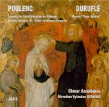 POULENC - Miskinis - Laudes de Saint Antoine de Padoue, pour chœur d'hom