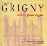 GRIGNY - Isoir - Messe pour orgue