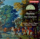 STAMITZ - Bamert - Symphonie op.24 n°3