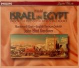 HAENDEL - Gardiner - Israel in Egypt, oratorio HWV.54