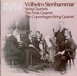 STENHAMMAR - Copenhagen Stri - Quatuor à cordes n°1 en do majeur op.2