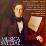 CRUSELL - Rosengren - Introduction et air suédois op.12