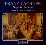 LACHNER - Consortium Clas - Septuor en mi bémol majeur