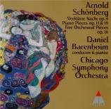 SCHOENBERG - Barenboim - Verklärte Nacht (La nuit transfigurée) op.4