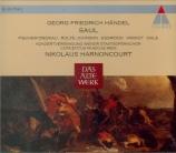 HAENDEL - Harnoncourt - Saul, oratorio HWV.53