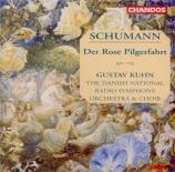 SCHUMANN - Kuhn - Der Rose Pilgerfahrt (Le pélérinage de la rose) (Horn)