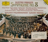 MAHLER - Abbado - Symphonie n°8 'Symphonie des Mille'