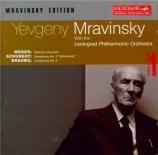 WEBER - Mravinsky - Oberon : ouverture