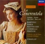 ROSSINI - Chailly - Cenerentola (La) : extraits
