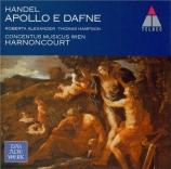 HAENDEL - Harnoncourt - Apollo e Dafne, cantate HWV.122 (aussi 'La terra