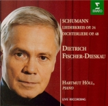 SCHUMANN - Fischer-Dieskau - Dichterliebe (Les amours du poète) (Heine) Live recording