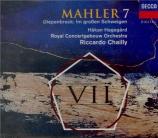 MAHLER - Chailly - Symphonie n°7 'Chant de la nuit'