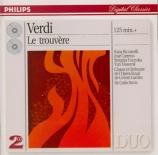 VERDI - Davis - Il trovatore, opéra en quatre actes (version originale 1